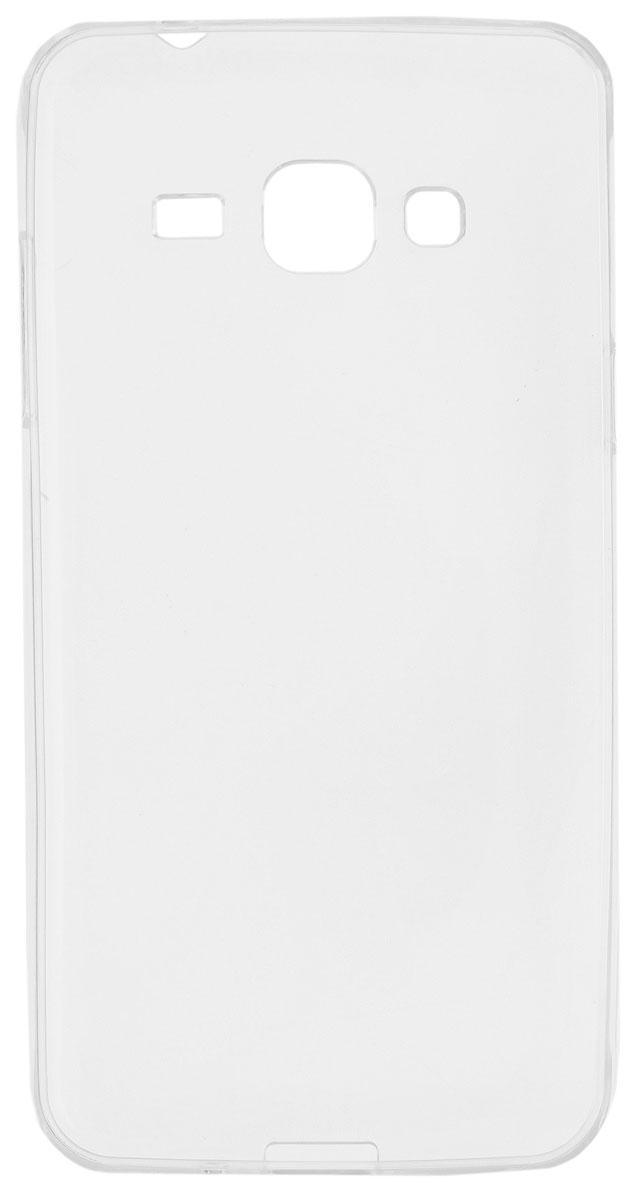 Red Line iBox Crystal чехол для Samsung Galaxy J3 (2016), ClearУТ000008223Практичный и тонкий силиконовый чехол Red Line iBox Crystal для Samsung Galaxy J3 (2016) защищает телефон от царапин, ударов и других повреждений. Чехол изготовлен из высококачественного материала, плотно облегает смартфон и имеет все необходимые технологические отверстия, соответствующие модели телефона.Силиконовый чехол iBox Crystal долгое время сохраняет свою первоначальную форму и не растягивается на смартфоне.