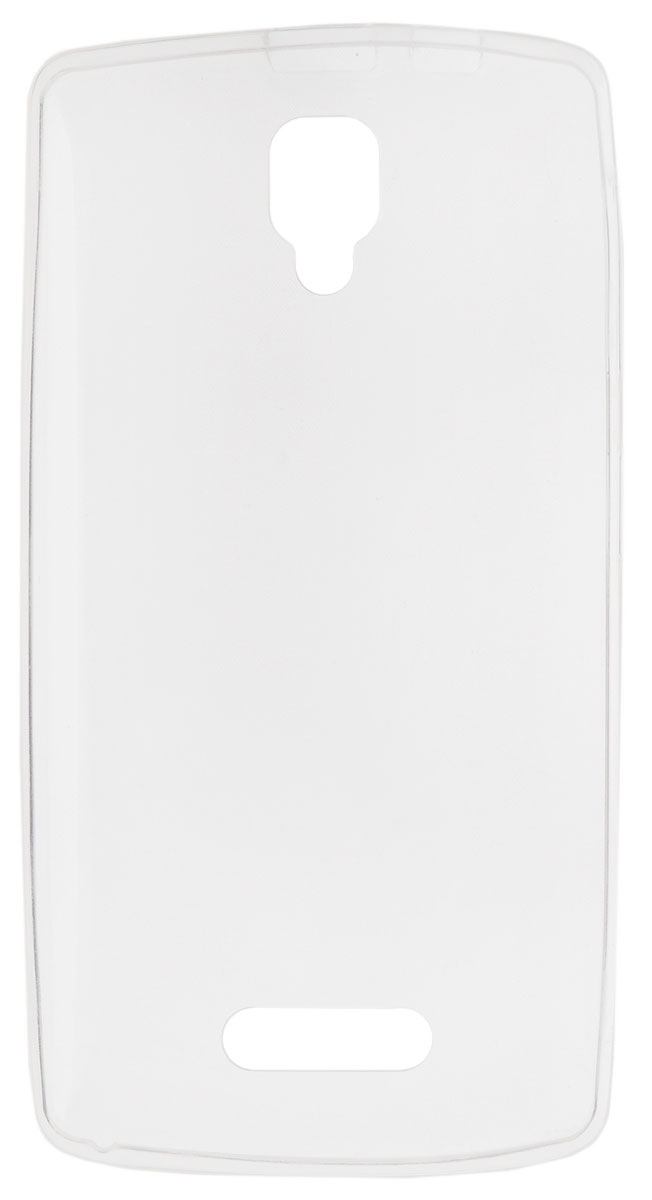 Red Line iBox Crystal чехол для Lenovo A1000, ClearУТ000008080Практичный и тонкий силиконовый чехол Red Line iBox Crystal для Lenovo A1000 защищает телефон от царапин, ударов и других повреждений. Чехол изготовлен из высококачественного материала, плотно облегает смартфон и имеет все необходимые технологические отверстия, соответствующие модели телефона.Силиконовый чехол iBox Crystal долгое время сохраняет свою первоначальную форму и не растягивается на смартфоне.