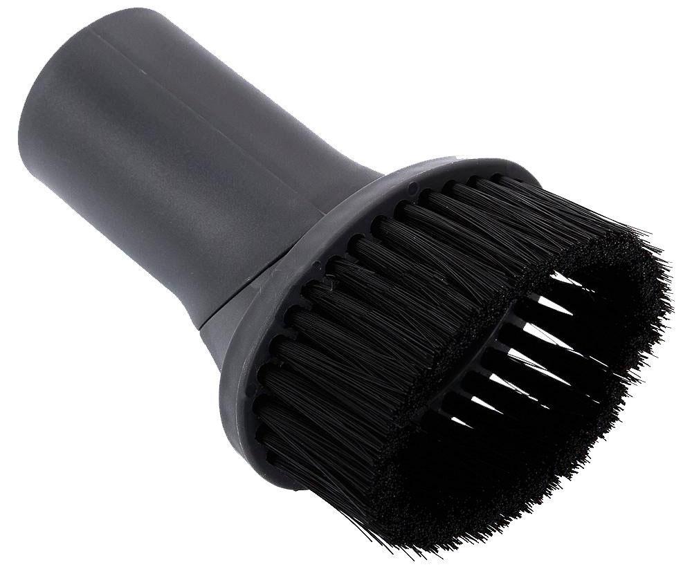 Filtero FTN 12 насадка для пылесосов универсальная со щетинойFTN 12Filtero FTN 12 - насадка с длинным ворсом на подвижном шарнире для эффективной очистки жестких мебельных поверхностей. Наличие переходника позволяет использовать насадку с большинством пылесосов известных марок, с диаметром удлинительной трубки 32 или 35 мм.