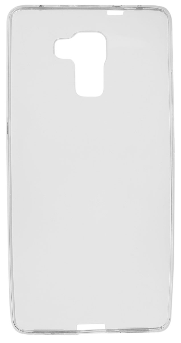 Red Line iBox Crystal чехол для Huawei Honor 7, ClearУТ000007334Практичный и тонкий силиконовый чехол Red Line iBox Crystal для Huawei Honor 7 защищает телефон от царапин, ударов и других повреждений. Чехол изготовлен из высококачественного материала, плотно облегает смартфон и имеет все необходимые технологические отверстия, соответствующие модели телефона.Силиконовый чехол iBox Crystal долгое время сохраняет свою первоначальную форму и не растягивается на смартфоне.