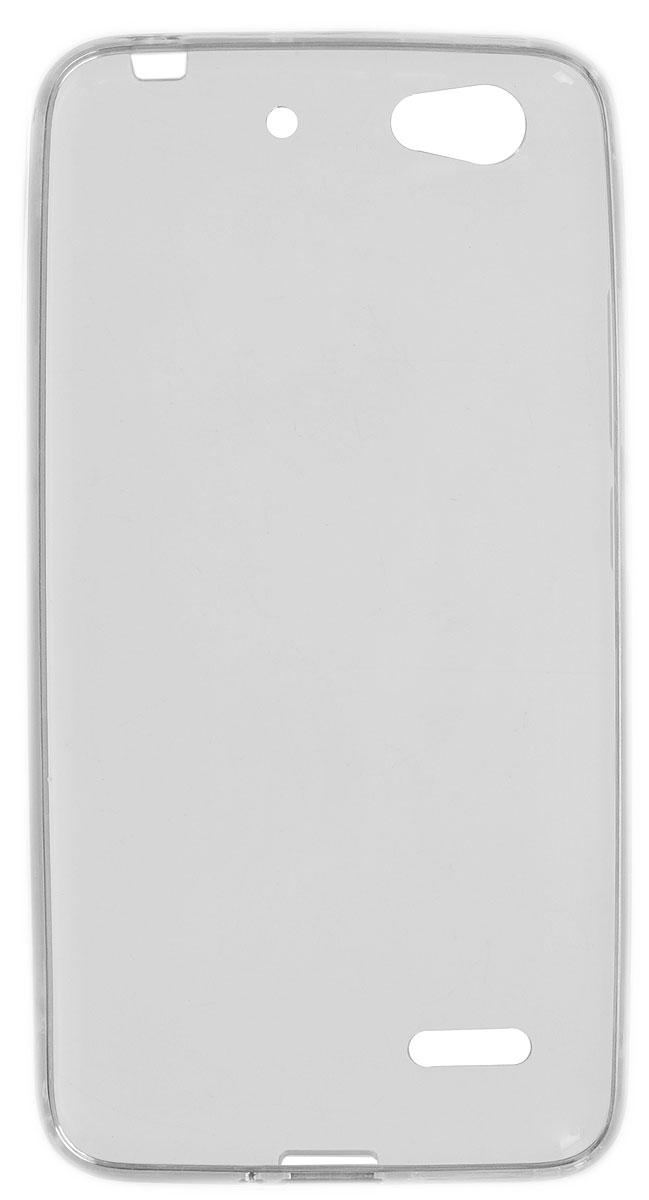 Red Line iBox Crystal чехол для ZTE Blade A460, ClearУТ000007980Практичный и тонкий силиконовый чехол Red Line iBox Crystal для ZTE Blade A460 защищает телефон от царапин, ударов и других повреждений. Чехол изготовлен из высококачественного материала, плотно облегает смартфон и имеет все необходимые технологические отверстия, соответствующие модели телефона.Силиконовый чехол iBox Crystal долгое время сохраняет свою первоначальную форму и не растягивается на смартфоне.