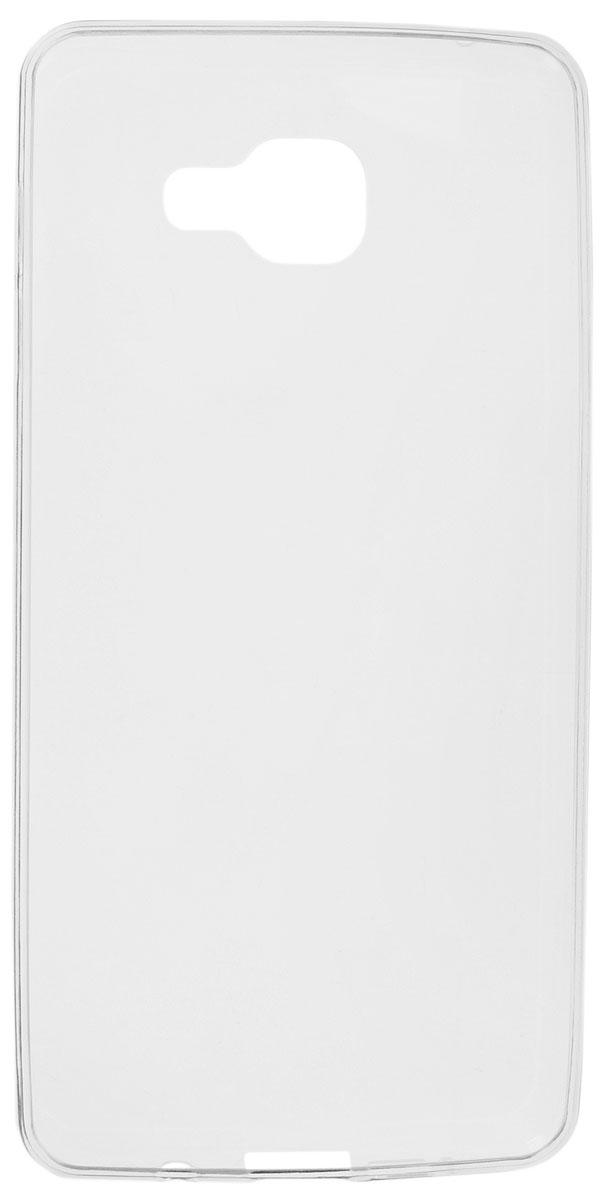 Red Line iBox Crystal чехол для Samsung Galaxy A7 (2016), ClearУТ000008176Практичный и тонкий силиконовый чехол Red Line iBox Crystal для Samsung Galaxy A7 (2016) защищает телефон от царапин, ударов и других повреждений. Чехол изготовлен из высококачественного материала, плотно облегает смартфон и имеет все необходимые технологические отверстия, соответствующие модели телефона.Силиконовый чехол iBox Crystal долгое время сохраняет свою первоначальную форму и не растягивается на смартфоне.