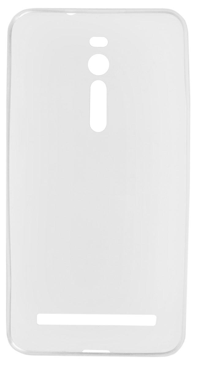 Red Line iBox Crystal чехол для Asus Zenfone 2 (ZE550/551ML), ClearУТ000007301Практичный и тонкий силиконовый чехол Red Line iBox Crystal для Asus Zenfone 2 (ZE550/551ML) защищает телефон от царапин, ударов и других повреждений. Чехол изготовлен из высококачественного материала, плотно облегает смартфон и имеет все необходимые технологические отверстия, соответствующие модели телефона.Силиконовый чехол iBox Crystal долгое время сохраняет свою первоначальную форму и не растягивается на смартфоне.