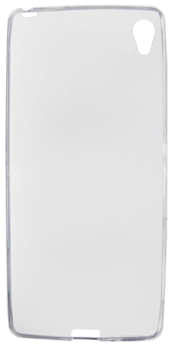 Red Line iBox Crystal чехол для Sony Xperia XA, Clear аксессуар чехол sony xperia xa ultra ibox crystal grey