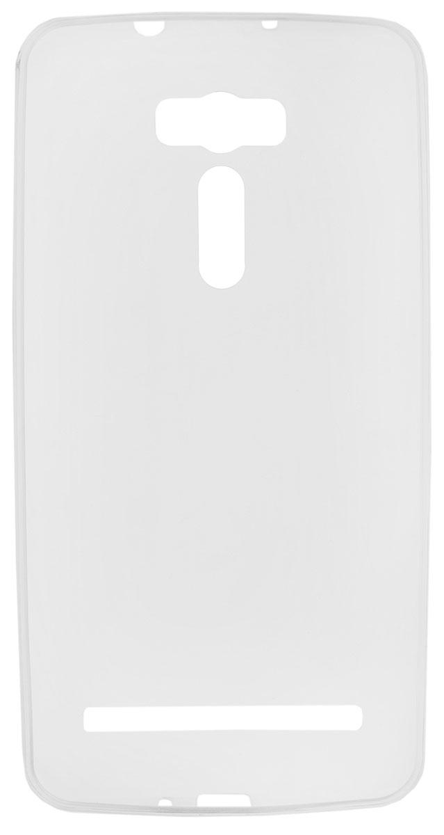 Red Line iBox Crystal чехол для Asus Zenfone 2 Lazer ZE600KL/ZE601KL, ClearУТ000008541Практичный и тонкий силиконовый чехол Red Line iBox Crystal для Asus Zenfone 2 Lazer ZE600KL/ZE601KL защищает телефон от царапин, ударов и других повреждений. Чехол изготовлен из высококачественного материала, плотно облегает смартфон и имеет все необходимые технологические отверстия, соответствующие модели телефона.Силиконовый чехол iBox Crystal долгое время сохраняет свою первоначальную форму и не растягивается на смартфоне.