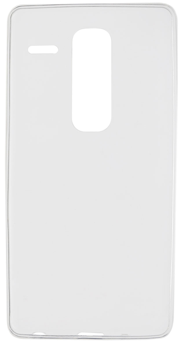 Red Line iBox Crystal чехол для LG Class, ClearУТ000007982Практичный и тонкий силиконовый чехол Red Line iBox Crystal для LG Class защищает телефон от царапин, ударов и других повреждений. Чехол изготовлен из высококачественного материала, плотно облегает смартфон и имеет все необходимые технологические отверстия, соответствующие модели телефона.Силиконовый чехол iBox Crystal долгое время сохраняет свою первоначальную форму и не растягивается на смартфоне.