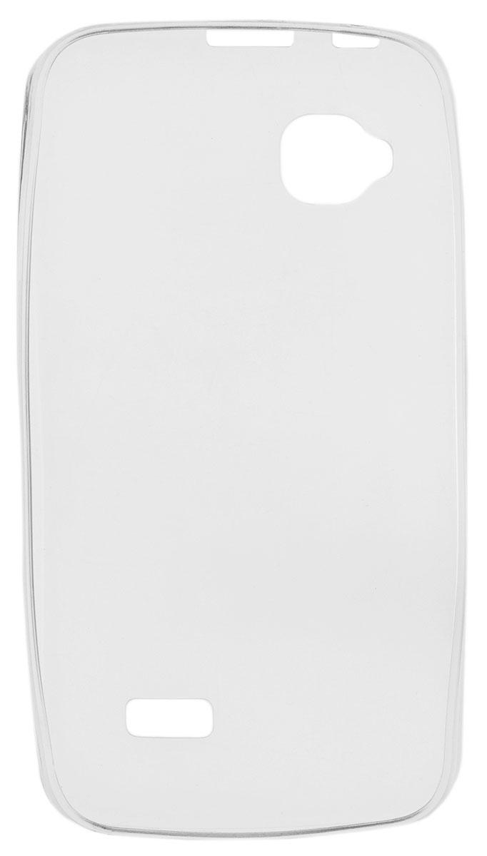 Red Line iBox Crystal чехол для Micromax Bolt S300, ClearУТ000007057Практичный и тонкий силиконовый чехол Red Line iBox Crystal для Micromax Bolt S300 защищает телефон от царапин, ударов и других повреждений. Чехол изготовлен из высококачественного материала, плотно облегает смартфон и имеет все необходимые технологические отверстия, соответствующие модели телефона.Силиконовый чехол iBox Crystal долгое время сохраняет свою первоначальную форму и не растягивается на смартфоне.