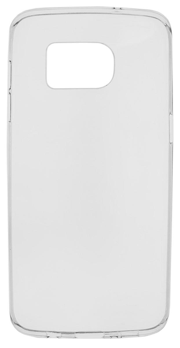 Red Line iBox Crystal чехол для Samsung Galaxy S7 Edge, ClearУТ000008448Практичный и тонкий силиконовый чехол Red Line iBox Crystal для Samsung Galaxy S7 Edge защищает телефон от царапин, ударов и других повреждений. Чехол изготовлен из высококачественного материала, плотно облегает смартфон и имеет все необходимые технологические отверстия, соответствующие модели телефона.Силиконовый чехол iBox Crystal долгое время сохраняет свою первоначальную форму и не растягивается на смартфоне.