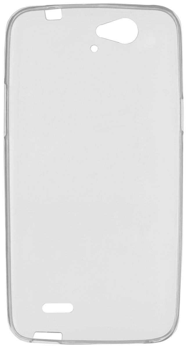 Red Line iBox Crystal чехол для ZTE Blade L4 Pro, ClearУТ000007994Практичный и тонкий силиконовый чехол Red Line iBox Crystal для ZTE Blade L4 Pro защищает телефон от царапин, ударов и других повреждений. Чехол изготовлен из высококачественного материала, плотно облегает смартфон и имеет все необходимые технологические отверстия, соответствующие модели телефона.Силиконовый чехол iBox Crystal долгое время сохраняет свою первоначальную форму и не растягивается на смартфоне.