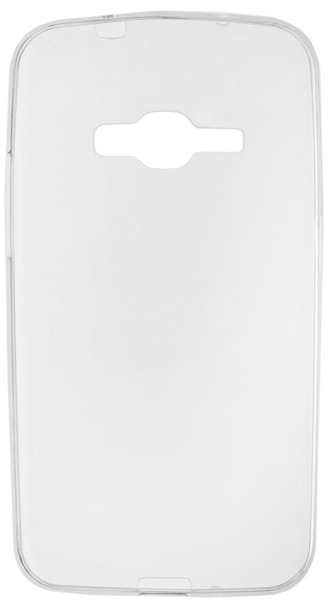 Red Line iBox Crystal чехол для Samsung Galaxy J1 (2016), ClearУТ000008221Практичный и тонкий силиконовый чехол Red Line iBox Crystal для Samsung Galaxy J1 (2016) защищает телефон от царапин, ударов и других повреждений. Чехол изготовлен из высококачественного материала, плотно облегает смартфон и имеет все необходимые технологические отверстия, соответствующие модели телефона.Силиконовый чехол iBox Crystal долгое время сохраняет свою первоначальную форму и не растягивается на смартфоне.