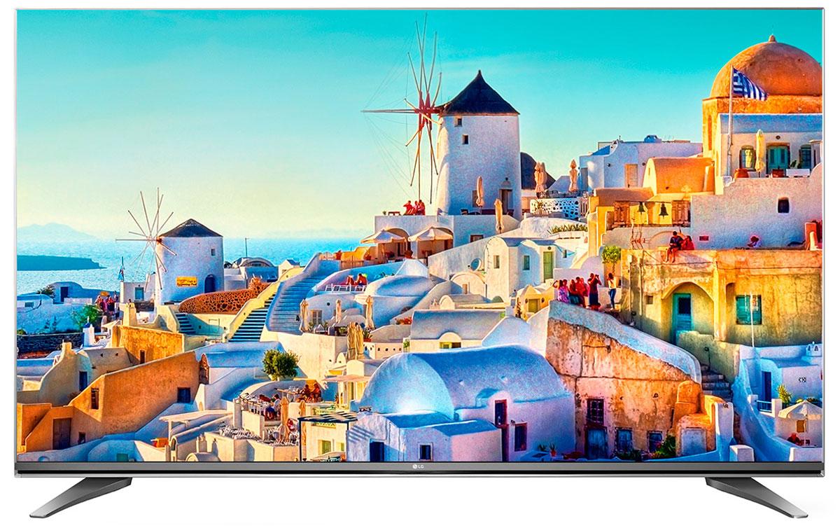 LG 43UH750V телевизор43UH750VОцените инновационный сверхтонкий дизайн ULTRA Slim, который придает телевизору LG 43UH750V исключительно изысканный и элегантный вид. Дизайн ULTRA Slim не только позволит вам сэкономить место, но и гармонично дополнит собой современный эстетичный интерьер вашего дома.HDR Pro:Функция HDR Pro позволяет увидеть фильмы с теми яркостью, богатейшей палитрой и точностью цветовых оттенков, с какими они были сняты.ColorPrime Pro:Яркие и сочные, натуральные оттенки теперь могут быть отображены благодаря расширенному цветовому спектру дисплея UHD телевизоров LG.Широкий угол обзора:IPS 4K экран UHD телевизора LG всегда покажет вам идентичные цвета вне зависимости от того из какой части комнаты вы будете его смотреть.УЛЬТРА Яркость:Схема строения панели и внутренней подсветки в новых UHD телевизорах LG позволяет свести к минимуму появление ореолов на границе ярких и тёмных объектов, что способствует наилучшему восприятию контрастных сцен.Трёхмерная обработка цвета:В новых UHD телевизорах LG используется трёхмерный алгоритм обработки цвета, что позволяет минимизировать искажения и добиться оттенков, максимально приближенных к натуральным.Локальное затемнение:Алгоритм Локального затемнения заключается в управлении подсветкой каждого блока пикселей в отдельности. Его главная задача - увеличение контрастности и детализации изображения. В результате объекты имеют более чёткие границы, детали цветов более точные, а тёмный фон наиболее насыщен.Энергосбережение:Эта функция включает в себя контроль подсветки, который позволяет регулировать яркость экрана в целях экономии электроэнергии.Металлический дизайн:Оцените обновлённый дизайн корпуса телевизорас металлическими элементами.ULTRA Surround:Специальный алгоритм преобразовывает звуковые волны, исходящие из двухканальных динамиков так, что вам будет казаться, что вы слушаете 7-канальный звук. Получите ещё больше удовольствия от просмотра 4К фильмов!webOS 3.0:Обновлённая операционная система LG SMART TV на ба