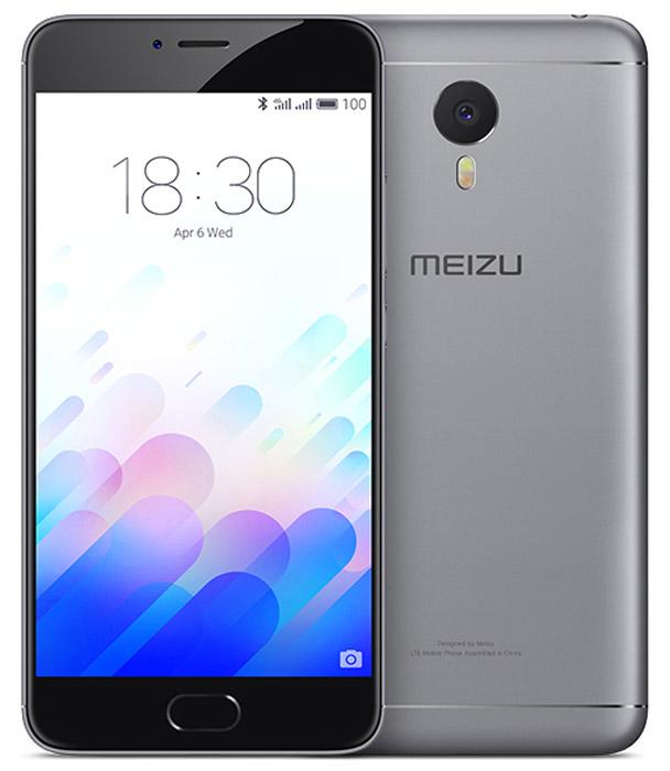 Meizu M3 Note 16GB, Grey BlackM681H-16-GBСмартфон Meizu М3 Note обладает превосходным дизайном и изготовлен с использованием высококачественных компонентов. Благодаря корпусу из авиационного алюминиево-магниевого сплава 6000-й серии, в сочетании с современной технологией анодизации, Meizu М3 Note предлагает владельцу испытать незабываемые тактильные ощущения. С невероятной комбинацией 2.5D стекла на передней панели и цельнометаллическим обтекаемым дизайном корпуса сзади, смартфон М3 Note удалось сделать не только восхитительно красивым, но и крайне удобным в использовании. Совершенно новая философия дизайна, с соблюдением концепции полной симметрии, придают внешнему виду устройства легкость и элегантность.Основанный на технологии TSMC НРС+, Helio P10 имеет лучший коэффициент энергоэффективности EER среди всех прочих процессоров MediaTek. Процессор автоматически регулирует частоту CPU и GPU для снижения энергопотребления, при сохранении максимальной производительности, достаточной для выполнения текущих задач. 8 ядер Cortex-A53 обеспечивают невероятно плавную работу интерфейса, а также выполнение ресурсоемких задач, например, 3D-игр. Быстрый 64-битный графический ускоритель Mali-T860 отвечает за вывод оптимальной картинки на дисплей смартфона.Благодаря годами накопленному опыту в разработке смартфонов, Meizu удалось сделать корпус М3 Note на 0.5 мм тоньше, чем Meizu М2 Note, оснастив смартфон батарейкой емкостью на 32% больше, чем у предшественника! За счет уникальной комбинации оптимизированной оболочки FLYME и энергоэффективности процессора Helio Р10, Meizu М3 Note показывает невероятные результаты по длительности работы от одной зарядки: до 2 дней работы в активном режиме использования, до 17 часов просмотра видео без остановки, до 36 часов прослушивания музыки.Meizu М3 Note использует флагманскую технологию разработки материнской платы в 10 слоев, чтобы уменьшить пространство, занимаемое ее элементами и уменьшить габариты платы, сделав ее максимально компактной. 