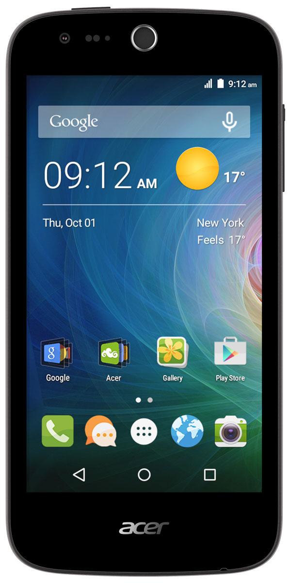 Acer Liquid Z330, BlackHM.HPUEU.002Снимайте превосходные фото и видео смартфоном Acer Liquid Z330 с LTE. Благодаря технологии IPS все ваши фотографии и мультимедийный контент выглядят ярко и динамично на дисплее 4,5 даже при широких углах обзора. А благодаря технологии Acer BluelightShield продолжительный просмотр фото и видео не нанесет вреда зрению.Делайте превосходные снимки на основную камеру 5 мегапикселей с автофокусом. Используйте настройки экспозиции, чтобы корректировать фокус и яркость. Переключитесь на фронтальную камеру 5 мегапикселей, чтобы сделать качественное селфи. Оцените высокое качество звука технологии DTS Studio Sound. Благодаря поддержке широкого звукового диапазона вы сможете насладиться музыкой и видеороликами на смартфоне Acer Liquid Z330.Телефон сертифицирован EAC и имеет русифицированный интерфейс меню и Руководство пользователя.