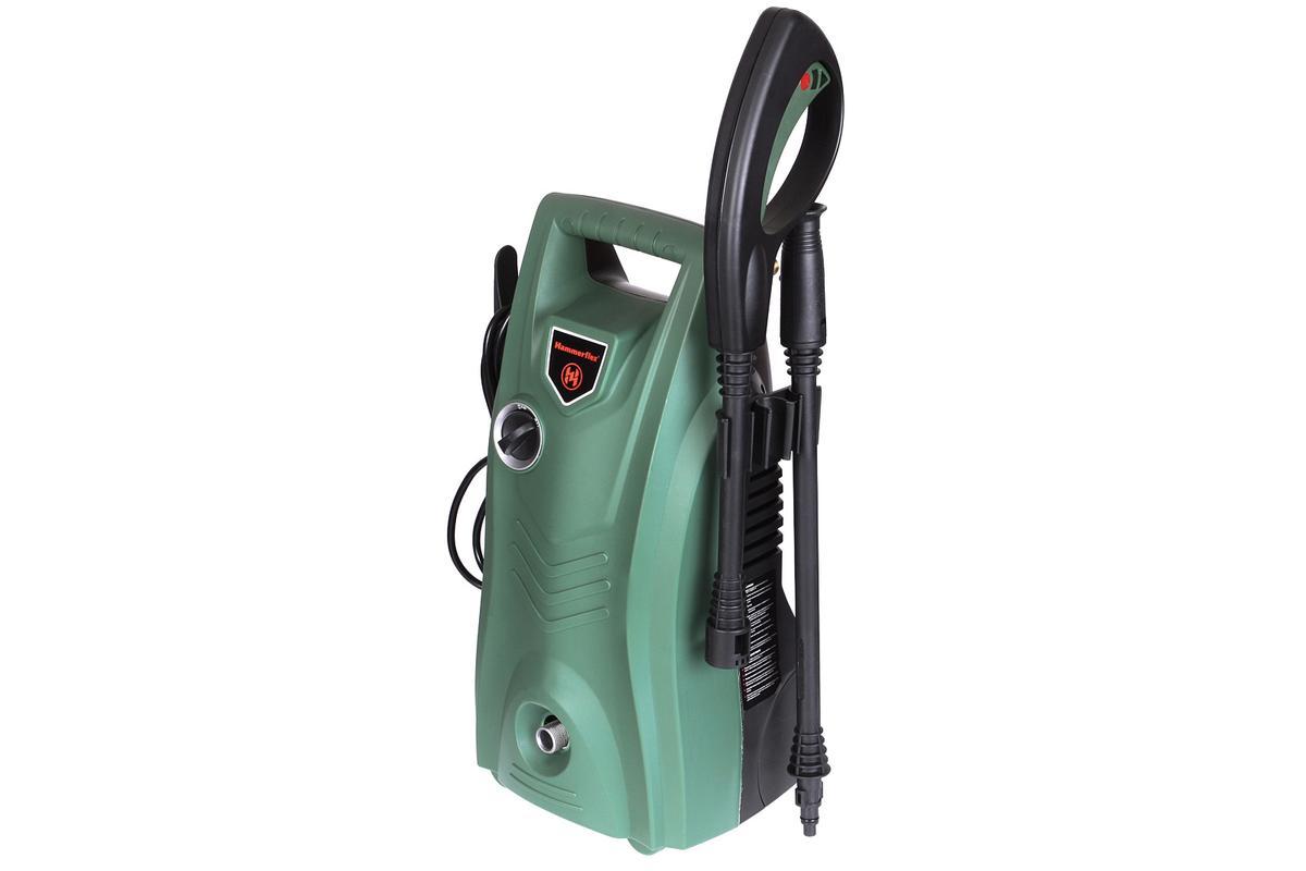 Мойка высокого давления Hammer Flex MVD1200136159Бытовая мойка высокого давления, обладающая серьёзным запасом мощности и компактным дизайном.Высокая пропускная способность, позволяет довольно быстро вымыть автомобиль. Универсальность мойки, позволяет использовать ее как для очистки садового инвентаря, так и для других загрязненных поверхностей. Комплектация:Пистолет моечный Копье пистолета съемноеШланг 5 м Пеногенератор Фильтр Игла прочистки форсунки