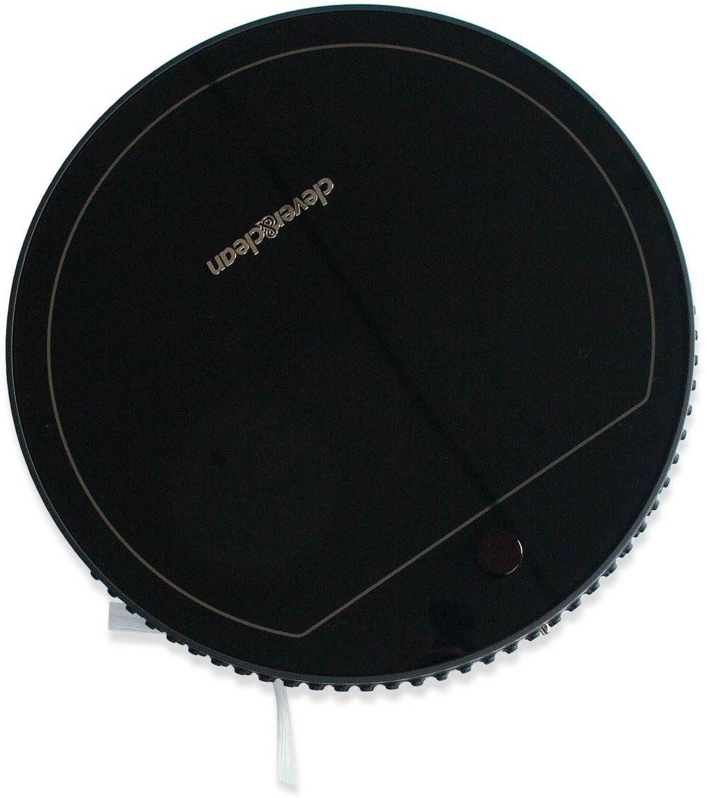 Clever&Clean Z-Series Black Diamond робот-пылесосZ10-BDРобот-пылесос Z-series Black Diamond, предназначен для сухой уборки напольных покрытий: плитки, ламината, паркета, ковров с коротким ворсом, а также влажной протирки твердых поверхностей.Передняя часть робота оснащена сенсорами предотвращающими столкновение с мебелью и другими предметами интерьера, а также 80-ю датчиками распознающими соприкосновение – это позволяет снизить уровень шума во время уборки помещения и минимизировать физический контакт робота с мебелью.Удобный пульт управления работает на радио частотах, что позволяет управлять роботом-пылесосом практически из любой части квартиры (сигнал проходит сквозь стены). Также пульт оснащен информативным ЖК дисплеем и предоставляет возможность производить ручное управление роботом-пылесосом для вывода его в любое место в квартире.