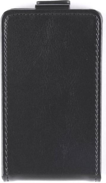 Skinbox Flip Case чехол для Nokia Asha 501, Black2000000018171Чехол Skinbox Flip Case для Nokia Asha 501 выполнен из высококачественного поликарбоната и экокожи. Он обеспечивает надежную защиту корпуса и экрана смартфона и надолго сохраняет его привлекательный внешний вид. Чехол также обеспечивает свободный доступ ко всем разъемам и клавишам устройства.