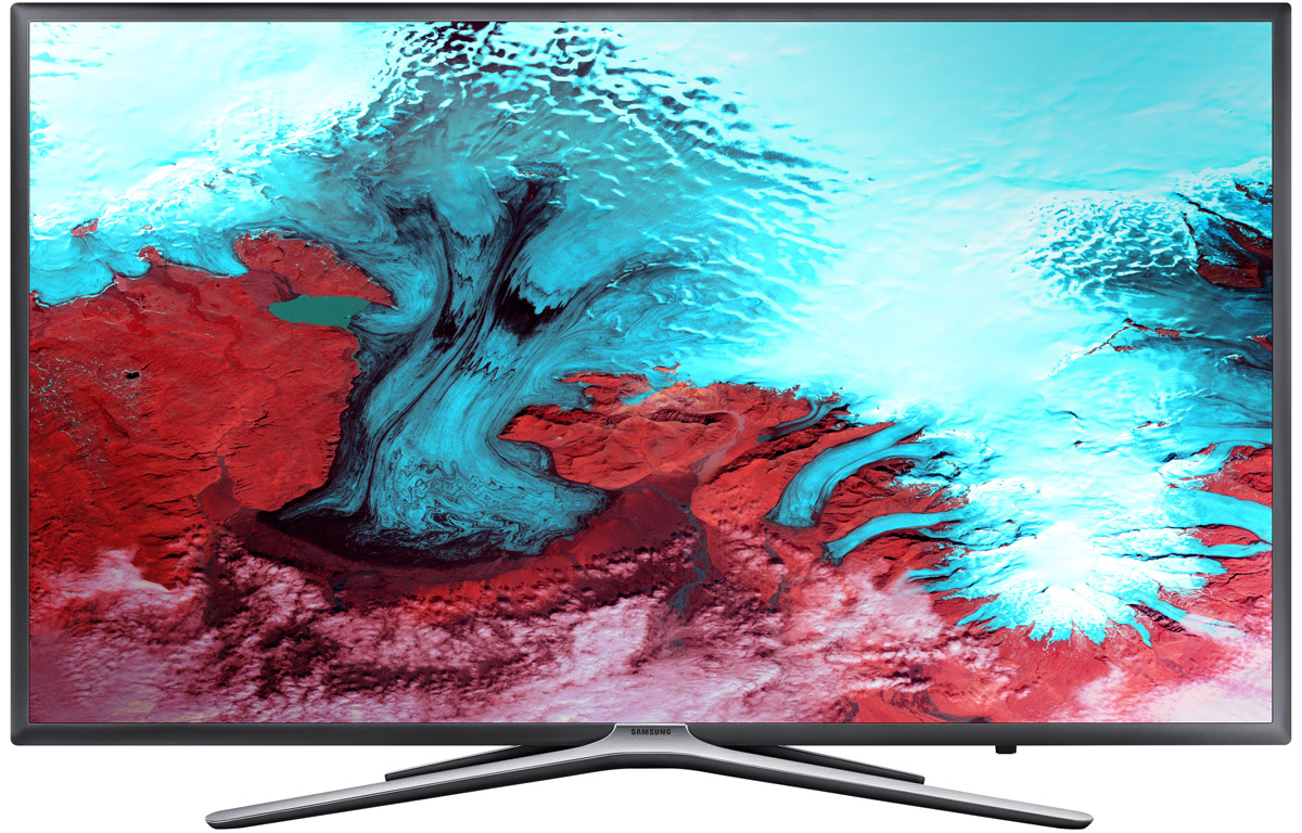 Samsung UE-49K5500BUX телевизор90000001012Телевизор Samsung UE49K5500BUX, благодаря современной технологии подсветки LED, обладаетчрезвычайно малой толщиной экрана,а сочетание с утонченным дизайном позволяет телевизору удачновписаться в любой интерьер. Встроенный DVB-T2CS2 тюнер даетвозможность приема спутниковых каналов в цифровом качестве.