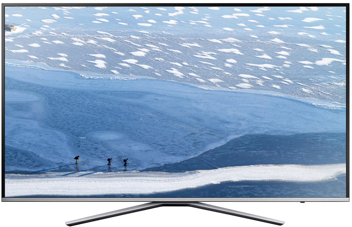 Samsung UE49KU6400UX телевизорUE49KU6400UXRUТелевизор Samsung UE49KU6400UX, благодаря современной технологии подсветки LED, обладаетчрезвычайно малой толщиной экрана,а сочетание с утонченным дизайном позволяет телевизору удачновписаться в любой интерьер. Встроенный DVB-T2/CS2 тюнер даетвозможность приема спутниковых каналов в цифровом качестве.