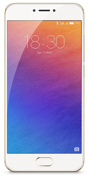 Meizu Pro 6 64GB, Gold WhiteM570H-64-GOWHИнновационная технология сенсорного ввода, прекрасное управление одной рукой, надежные компоненты и высокая скорость передачи данных - залог успеха нового, легкого и, вместе с тем, мощного Meizu PRO 6.Новый способ управления:3D Press - это абсолютно новая технология управления смартфоном. В отличие от традиционных нажатий и перелистываний, в Meizu PRO 6 реализована функция, позволяющая различать силу касания экрана в режиме реального времени и запускать соответствующие функции и приложения. Эта технология не только улучшила эффективность системы, но и сделала возможной более тесную связь человека и устройства. Кроме того, технология 3D Press включает в себя вибрацию устройства в дополнение к визуальным изменениям при касаниях определенной силы.Невероятный 10-ти ядерный процессор, адаптированный Meizu:В абсолютно новом процессоре Helio X25 используется революционная 10-ти ядерная 3-х кластерная архитектура. Ядра Cortex-A72 и графический процессор Mali-T880 в тандеме обеспечивают прекрасную работу и выдают более 100000 очков в Antutu. C флэш-памятью формата eMMC 5.1 и 4 ГБ оперативной памяти, Meizu PRO 6 хватит производительности для любой задачи. В устройстве также есть энергосберегающий алгоритм на уровне ядра. Интеллектуальная система может переключаться между тремя кластерами для поддержания баланса между энергосбережением и эффективностью работы.В поисках совершенства:PRO - означает видение цели и стремление идти к ней. Meizu PRO 6 использует совершенно новый язык дизайна и исследует красоту изгибов. Полностью металлический корпус представлен в трех цветовых решениях: серебряном, золотом и черном. Впервые в смартфоне использована инновационная многотоновая кольцевая вспышка. Представляя свежий взгляд с опорой на лучшие наработки прошлого, Meizu PRO 6 - очередной этап компании на пути к совершенству.5.2-дюймовый 1080p SUPER AMOLED экран от SamsungВзяв за основу управление одной рукой, компания нашла баланс между качеством 5