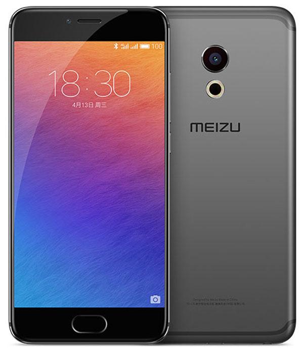 Meizu Pro 6 64GB, Gray BlackM570H-64-GBИнновационная технология сенсорного ввода, прекрасное управление одной рукой, надежные компоненты и высокая скорость передачи данных - залог успеха нового, легкого и, вместе с тем, мощного Meizu PRO 6.Новый способ управления:3D Press - это абсолютно новая технология управления смартфоном. В отличие от традиционных нажатий и перелистываний, в Meizu PRO 6 реализована функция, позволяющая различать силу касания экрана в режиме реального времени и запускать соответствующие функции и приложения. Эта технология не только улучшила эффективность системы, но и сделала возможной более тесную связь человека и устройства. Кроме того, технология 3D Press включает в себя вибрацию устройства в дополнение к визуальным изменениям при касаниях определенной силы.Невероятный 10-ти ядерный процессор, адаптированный Meizu:В абсолютно новом процессоре Helio X25 используется революционная 10-ти ядерная 3-х кластерная архитектура. Ядра Cortex-A72 и графический процессор Mali-T880 в тандеме обеспечивают прекрасную работу и выдают более 100000 очков в Antutu. C флэш-памятью формата eMMC 5.1 и 4 ГБ оперативной памяти, Meizu PRO 6 хватит производительности для любой задачи. В устройстве также есть энергосберегающий алгоритм на уровне ядра. Интеллектуальная система может переключаться между тремя кластерами для поддержания баланса между энергосбережением и эффективностью работы.В поисках совершенства:PRO - означает видение цели и стремление идти к ней. Meizu PRO 6 использует совершенно новый язык дизайна и исследует красоту изгибов. Полностью металлический корпус представлен в трех цветовых решениях: серебряном, золотом и черном. Впервые в смартфоне использована инновационная многотоновая кольцевая вспышка. Представляя свежий взгляд с опорой на лучшие наработки прошлого, Meizu PRO 6 - очередной этап компании на пути к совершенству.5.2-дюймовый 1080p SUPER AMOLED экран от SamsungВзяв за основу управление одной рукой, компания нашла баланс между качеством 5.2