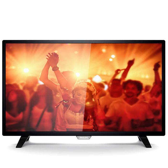 Philips 32PHT4001/60, Black телевизор philips