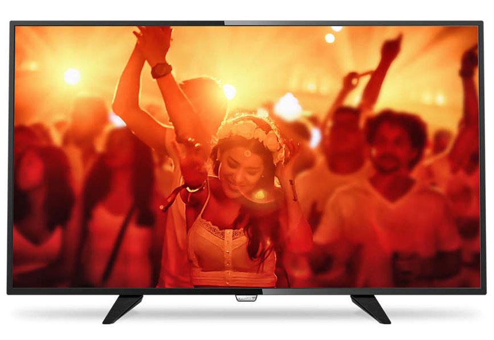 Philips 32PHT4201/60, Black телевизор philips
