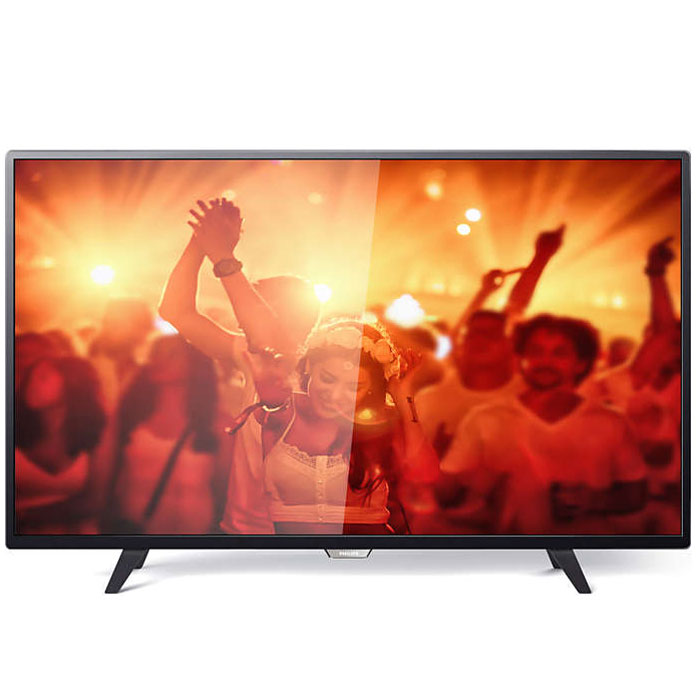 Philips 43PFT4001/60, Black телевизор