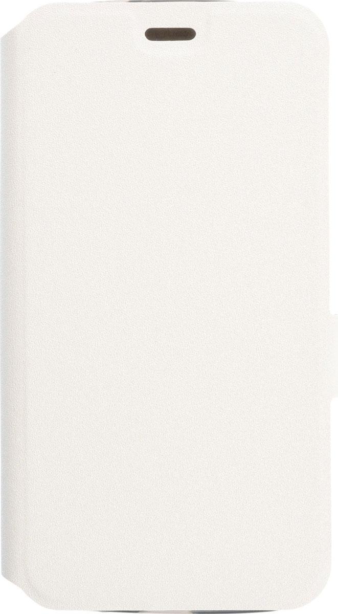 Prime Book чехол для Asus Zenfone Laser 2 ZE500KL/ZE500KG, White2000000091822Чехол Prime Book для Asus Zenfone Laser 2 ZE500KL/ZE500KG выполнен из высококачественного поликарбоната и экокожи. Он обеспечивает надежную защиту корпуса и экрана смартфона и надолго сохраняет его привлекательный внешний вид. Чехол также обеспечивает свободный доступ ко всем разъемам и клавишам устройства.