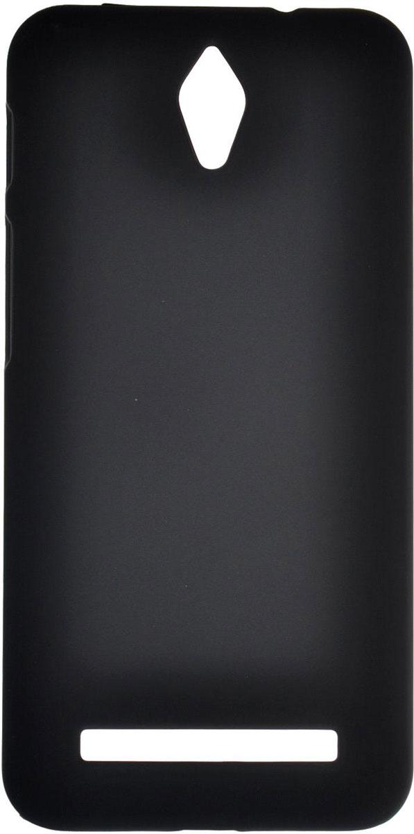Skinbox 4People чехол для Asus Zenfone C (ZC451CG), Black2000000080505Чехол-накладка Skinbox 4People для Asus Zenfone C (ZC451CG) бережно и надежно защитит ваш смартфон от пыли, грязи, царапин и других повреждений. Выполнен из высококачественного поликарбоната, плотно прилегает и не скользит в руках. Чехол-накладка оставляет свободным доступ ко всем разъемам и кнопкам устройства.