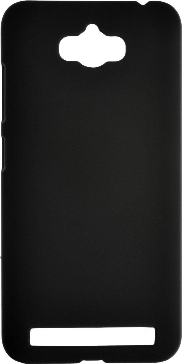 Skinbox 4People чехол для Asus Zenfone Max (ZC550KL), Black аксессуар чехол накладка asus zenfone c zc451cg cherry black 8270