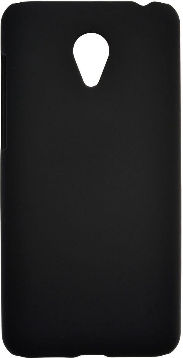 Skinbox 4People чехол для Meizu M2 mini, Black2000000085043Чехол-накладка Skinbox 4People для Meizu M2 mini бережно и надежно защитит ваш смартфон от пыли, грязи, царапин и других повреждений. Выполнен из высококачественного поликарбоната, плотно прилегает и не скользит в руках. Чехол-накладка оставляет свободным доступ ко всем разъемам и кнопкам устройства.