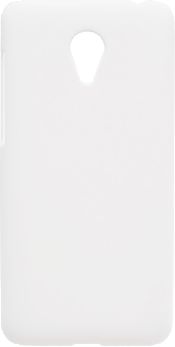 Skinbox 4People чехол для Meizu M2 mini, White2000000084787Чехол-накладка Skinbox 4People для Meizu M2 mini бережно и надежно защитит ваш смартфон от пыли, грязи, царапин и других повреждений. Выполнен из высококачественного поликарбоната, плотно прилегает и не скользит в руках. Чехол-накладка оставляет свободным доступ ко всем разъемам и кнопкам устройства.