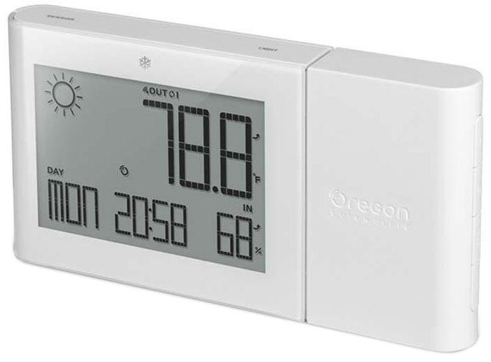 Oregon Scientific BAR266, White погодная станцияBAR266-wМетеостанция Scientific BAR266 с функцией прогноза погоды на ближайшие 12-24 часа. Измеряет комнатную температуру и влажность, а так же измеряет наружную температуру и влажность с индикатором тенденции изменений (стрелочный индикатор: рост, стабильно, спад). Имеет память для сохранения мин / макс значений комнатной / наружной температуры / влажности в течении суток. Предупредит о заморозках индикатором встроенным в корпус устройства. Дополнительно реализованы функции часов и календаря.
