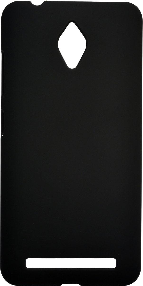 Skinbox Shield 4People чехол для Asus Zenfone Go ZC500TG, Black