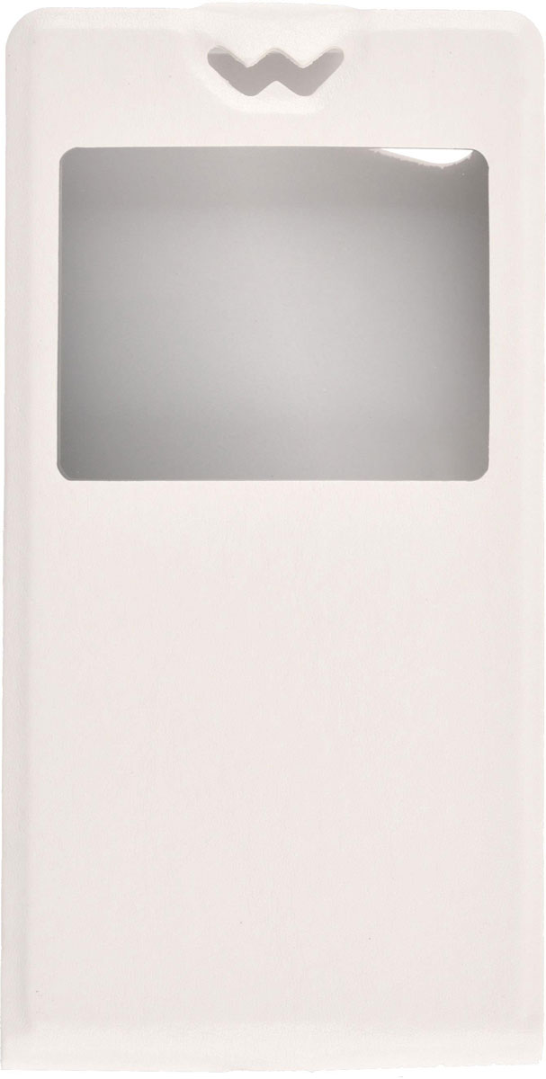 Skinbox Slim AW чехол для Sony Xperia Z5 Compact, White skinbox flip slim aw чехол для sony xperia e4g black