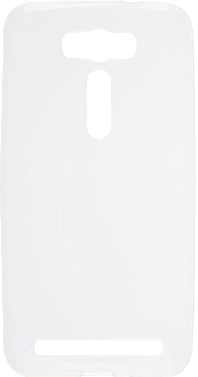 Skinbox Slim Silicone чехол для Asus Zenfone 2 Laser ZE500KL, Transparent ze500kl 1a435ru