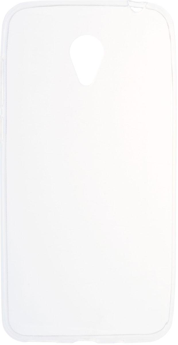 Skinbox Slim Silicone чехол для Meizu M2 mini, Transparent2000000086781Чехол-накладка Skinbox Slim Silicone для Meizu M2 mini обеспечивает надежную защиту корпуса смартфона от механических повреждений и надолго сохраняет его привлекательный внешний вид. Накладка выполнена из высококачественного материала, плотно прилегает и не скользит в руках. Чехол также обеспечивает свободный доступ ко всем разъемам и клавишам устройства.