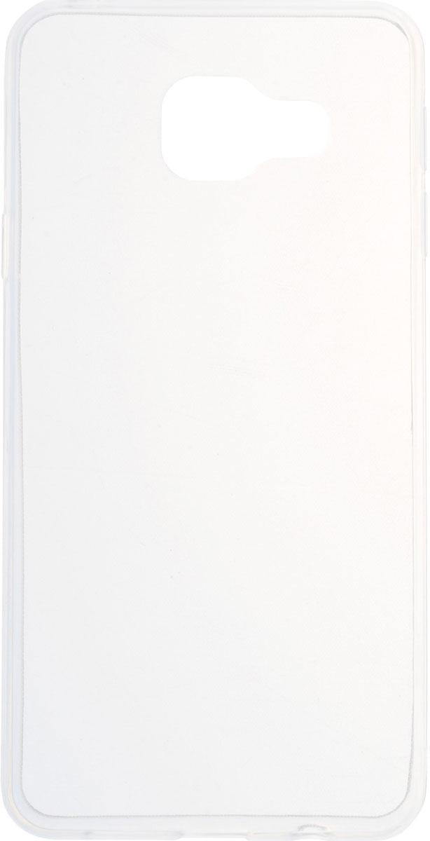 Skinbox Slim Silicone чехол для Samsung Galaxy A3 (2016), Transparent аксессуар чехол samsung galaxy a3 2017 cojess tpu 0 3mm transparent