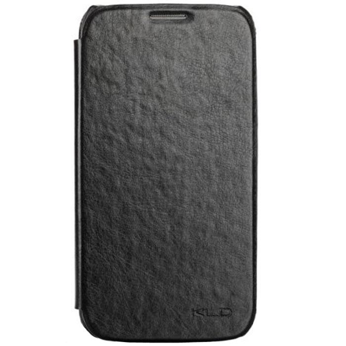 Kalaideng Fresh чехол для Samsung Galaxy S4, Black2000000005492Чехол Kalaideng Fresh для Samsung Galaxy S4 выполнен из высококачественного поликарбоната и искусственной кожи. Он обеспечивает надежную защиту корпуса и экрана смартфона и надолго сохраняет его привлекательный внешний вид. Чехол также обеспечивает свободный доступ ко всем разъемам и клавишам устройства.