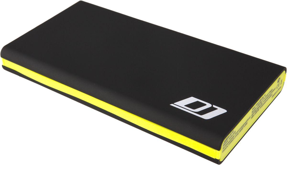 DigiCare Hydra DC8, Black Yellow внешний аккумулятор (8000 мАч)