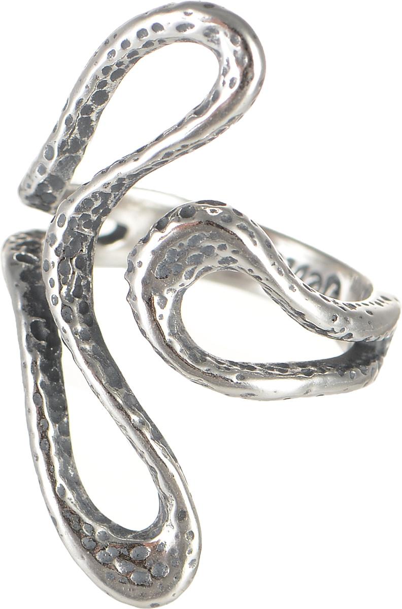 Кольцо Jenavi Румми, цвет: серебряный. f6393090. Размер 21Коктейльное кольцоЭлегантное кольцо Jenavi Румми изготовлено из ювелирного сплава с покрытием из черненого серебра.Стильное кольцо придаст вашему образу изюминку и подчеркнет индивидуальность.