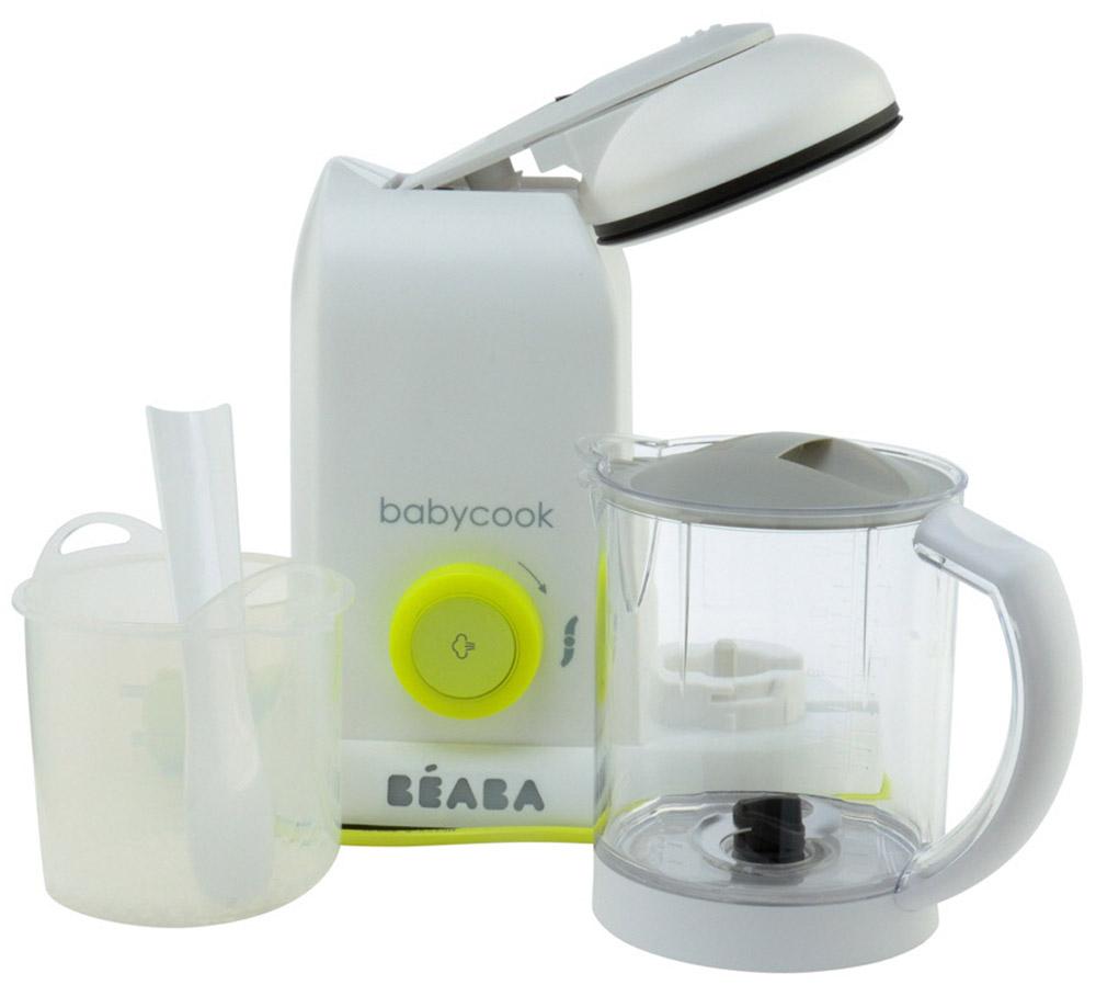 Beaba Блендер-пароварка Babycook Neon - Все для детского кормления
