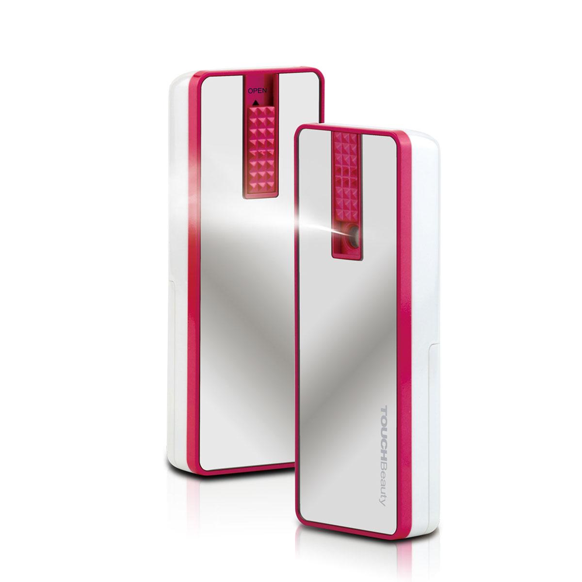 Прибор для увлажнения кожи Touchbeauty AS-1189AS-1189Увлажнитель-спрей для лица Touchbeauty AS-1189. Нано-ионная технология распыления. Прибор имеет компактный размер - идеален для путешествий, в транспорте и для офиса. Стильный зеркальный дизайн.