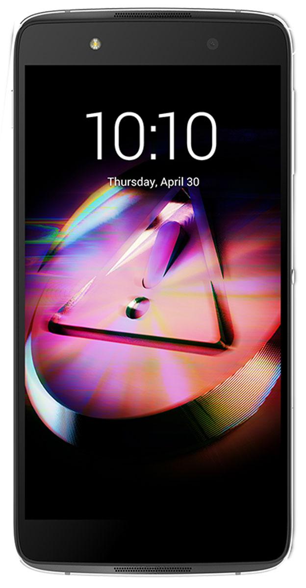 Alcatel OT-6055K Idol 4, Dark Gray6055K-2CALRU7Благодаря уникальной клавише БУМ Alcatel Idol 4 предлагает вам новый уровень возможностей. Устройство обладает стильным дизайном, мощным объемным звуком, превосходным экраном и реверсивным интерфейсом, а также камерами, обеспечивающими высококачественный уровень съемки.Нажмите на клавишу БУМ, чтобы расширить возможности смартфона и получить новый опыт. Делайте фото быстрее, экран — ярче, а звук — мощнее, делитесь изображениями, запускайте трансляцию видео и не только! Делайте мгновенное фото в режиме ожидания или целую серию снимков продолжительным нажатием клавиши.Создавайте произвольные композиции из ваших снимков и мгновенно делитесь ими с друзьями. Снимайте видео в высоком качестве и осуществляйте его трансляцию в социальные сети в реальном времени. Наслаждайтесь впечатляющим трехмерным эффектом, отображающим погодную анимацию на экране смартфона на основе реальных данных. Всего одного нажатия клавиши БУМ достаточно для запуска нитро двигателя и серьезного ускорения во время игры.Почувствуйте энергию живого объемного звука вместе с двумя мощными стереодинамиками, Hi-Fi гарнитурой JBL и профессиональной аудиотехнологией Waves. Благодаря приложению Onetouch Music - интегрированной музыкальной экосистеме - Alcatel Idol 4 предлагает уникальные аудиовозможности.В любом положении - даже вверх тормашками - Alcatel Idol 4 корректно отображает пользовательский интерфейс. А левый и правый аудиоканалы легко меняются местами, когда вы поворачиваете смартфон вокруг оси. И даже если положить Idol 4 дисплеем вниз, звук всё равно останется безупречно чистым и громким.Сверхбыстрая фокусировка для мгновенных фото, интерактивные изображения, поразительно естественная цветопередача c двухтоновой вспышкой, яркие ночные селфи с фронтальной вспышкой — с камерами профессионального уровня можно дать волю творчеству. Раскрой свои таланты вместе с Alcatel Idol 4!Наслаждайтесь экраном, обеспечивающим безупречное изображение под любым углом и д