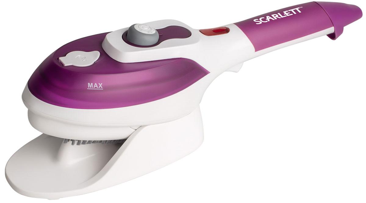 Scarlett SC-SB23201, Purple пароочиститель - Пароочистители