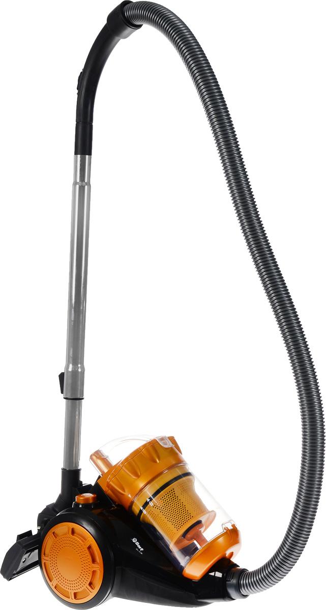 Пылесос электрический Bort BSS-1800N-OBSS-1800N-OПылесос Bort BSS-1800N-O используется для качественной уборки помещений. Удобная телескопическая трубка и наличие различных насадок позволят обработать даже самые труднодоступные места, например, около мебели или под кроватями. Усовершенствованная технология мультициклон создает условия для более быстрой и качественной уборки. Ультрокомпактный размер для удобства хранения и транспортировки. Отличительной чертой пылесосов компании Bort является высокая мощность в сочетании с производительностью, а также долговечность эксплуатации.