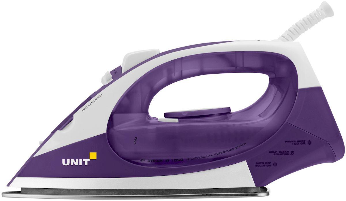 Unit USI-282, Violet утюгUSI-282 violetУтюг UNIT USI-282 2200Вт, Подошва - Керамическое покрытие, самоочистка, анти-накипь, анти-капля, вертикальное отпаривание, Цвет - Фиолетовый
