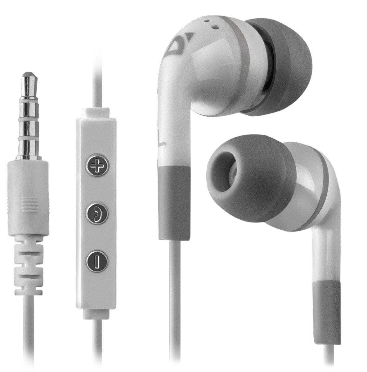 Defender Pulse 451, White гарнитура63451Defender Pulse 451 - отличный выбор для повседневного использования, в том числе, в общественном транспорте, на улице и в шумных помещениях, благодаря хорошей звукоизоляции. Гарнитура имеет встроенный пульт и микрофон для быстрого переключения между музыкой и вызовами. Подключив её к своему смартфону вы сможете не только наслаждаться любимой музыкой, но и с легкостью ответить на звонок, не доставая гаджет.Пульт работают только с продуктами от Apple (iPhone/iPod/iPad).