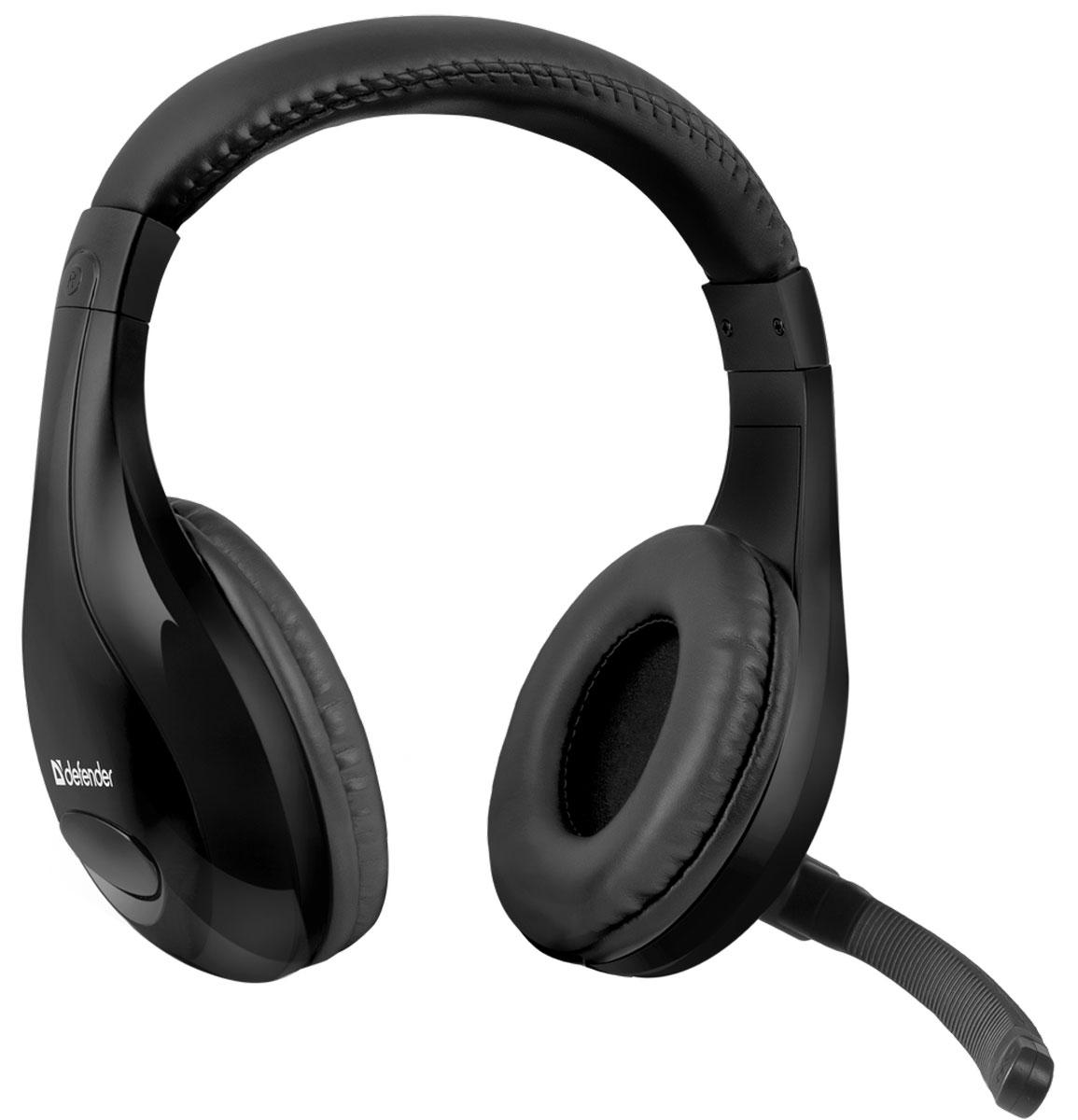 Defender Warhead G-170, Black игровая гарнитура64114Игровая гарнитура Defender Warhead G-170 предназначена для компьютеров нового поколения, использующих комбинированный четырехпиновый разъем для наушников и микрофона. Благодаря надежной звукоизоляции и комфортным амбюшурам вы сможете играть или слушать музыку с комфортом - ничто не будет вам мешать!Частотный диапазон микрофона: 20 Гц - 16 кГцСопротивление микрофона: 2,2 кОмаЧувствительность микрофона: 54 дБ