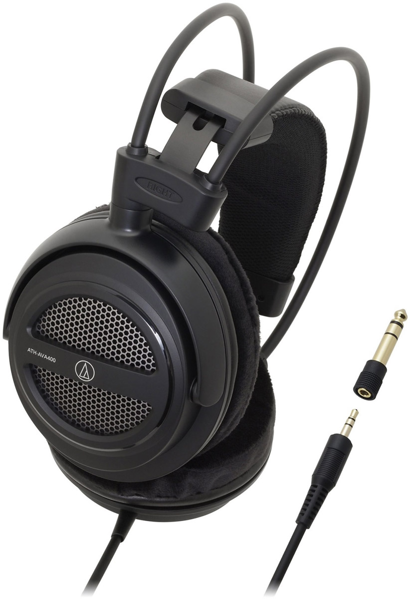Audio-Technica ATH-AVA400 наушники наушники audio technica ath m50x black